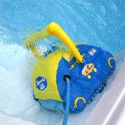 Очистка бассейна. Пылесос для бассейна Aquabot.