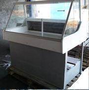 Холодильная витрина б/у в рабочем состоянии