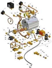Удаление накипи с Кофеварки и профилактика.  Капитальный ремонт кофе-машин и кофеварок,  профессионального оборудов