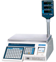 Продам электронные весы CAS LP-15