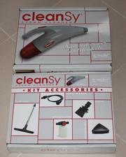продам пароочиститель Cleansy Zepter