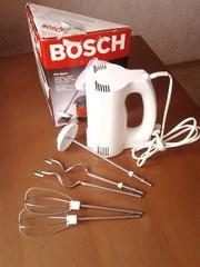 Высокомощный ручной миксер со стержнем для протирки BOSCH