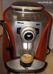 Продам Б/У кофемашину Saeco Odea Giro Plus ORANGE