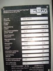 Продам генератор 100 Квт,  б/у